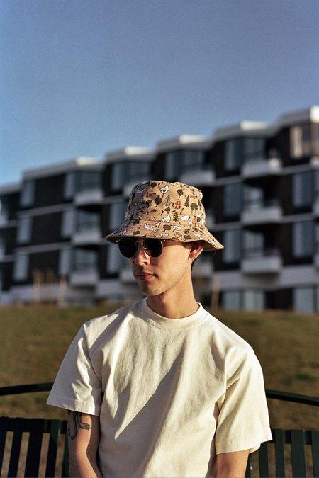 Gramicci Jonas Claesson Hat - Chino/Chino
