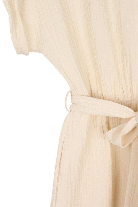 amannna Willow Dress - Marshmallow
