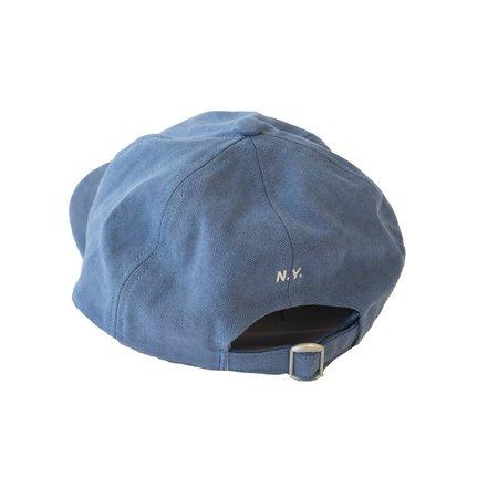 Knickerbocker Core Logo Pigment Ball Cap - French Blue