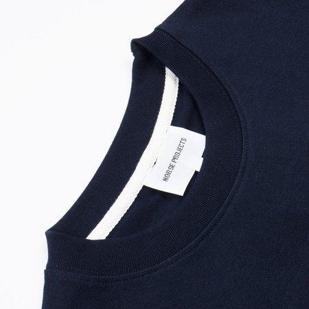 Norse Projects  Johannes Pocket T-shirt - Dark Navy
