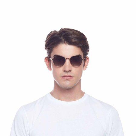 UNISEX Le Specs newfangle eyewear - gold