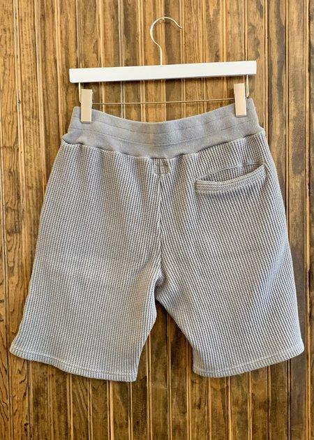 Dubble Works Waffle Shorts - Heather Grey