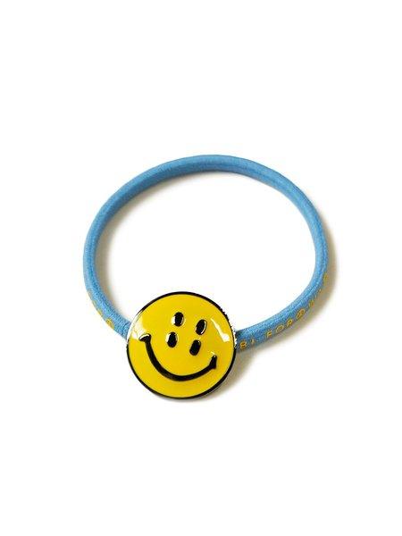 Kapital RAIN SMILIE Concho Hairband - Sax