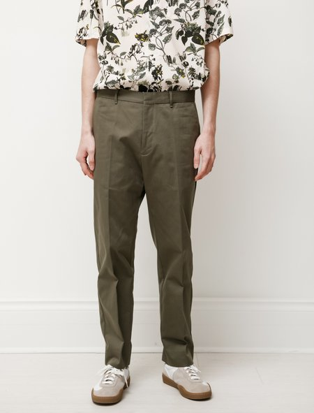 Norse Projects Andersen Chino pants - Ivy Green