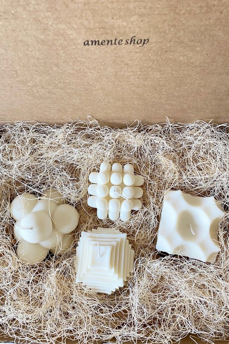 139 project Organic Soy Wax Gift box set