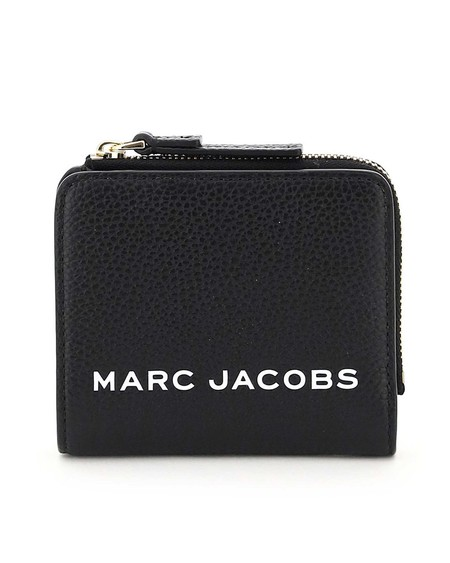 Marc Jacobs Bold Compact Mini Wallet - black