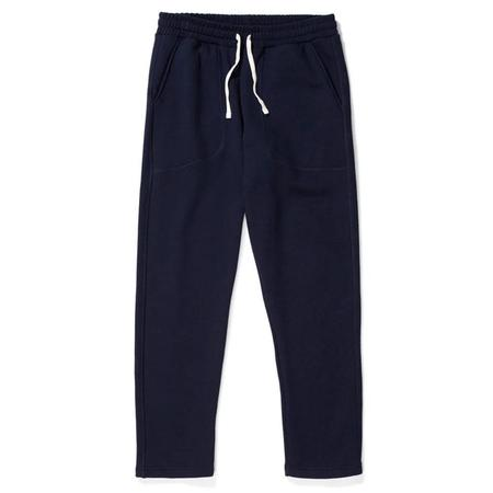 Norse Projects Falun Classic Sweatpant - Dark Navy