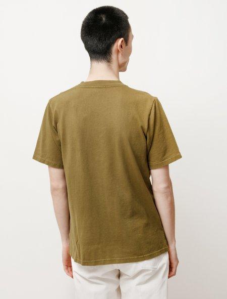Paa SS Pocket Tee - Army Green