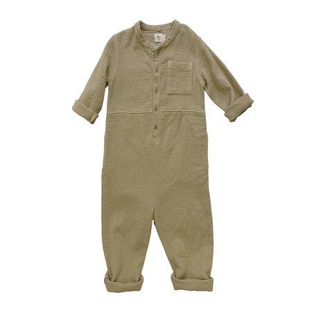 Kids Nico Nico Kingsley Jumpsuit - Flax