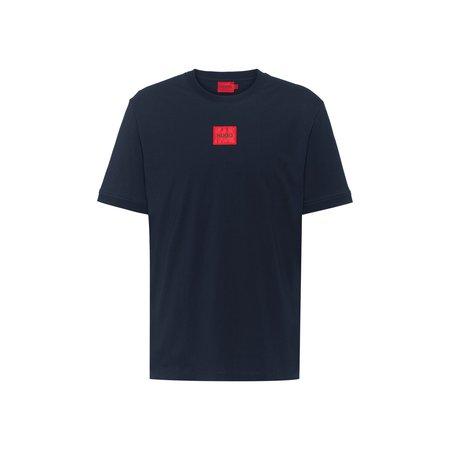 Hugo Boss Diragolino Red Box T-Shirt - Navy