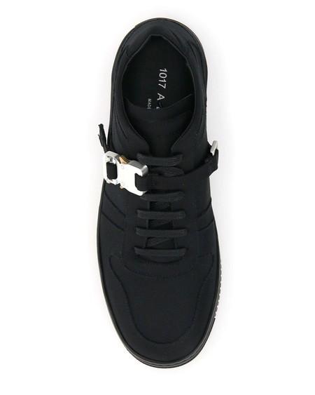 UNISEX 1017 ALYX 9SM Low Satin Sneakers - Black