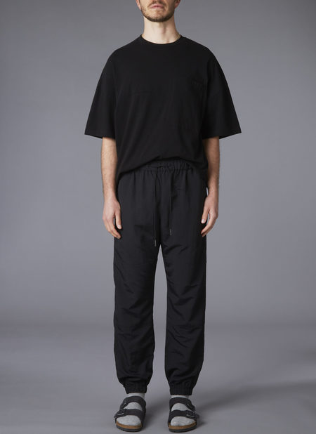 GREI. TRACK PANT - BLACK