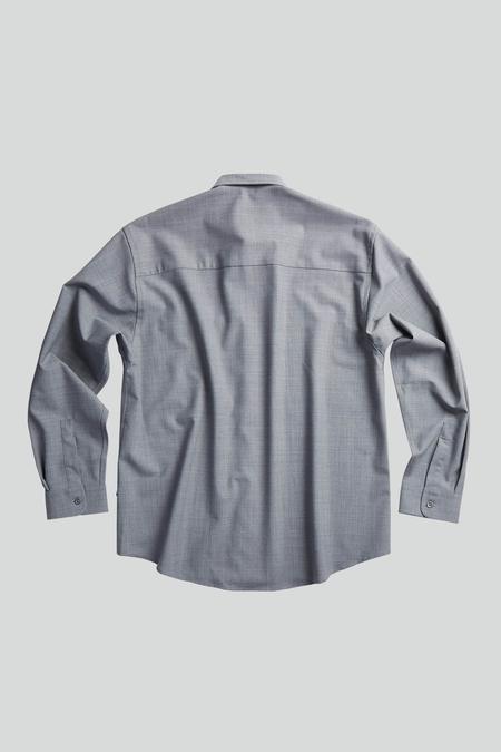 NN07 Arthur 1228 Shirt - Grey Melange