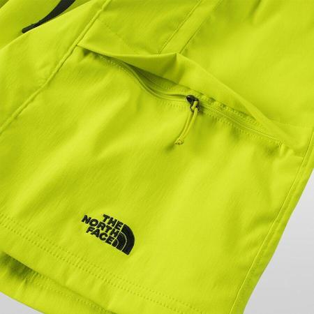 The North Face Men's Class V Belted Short - Sulphur Spring Green