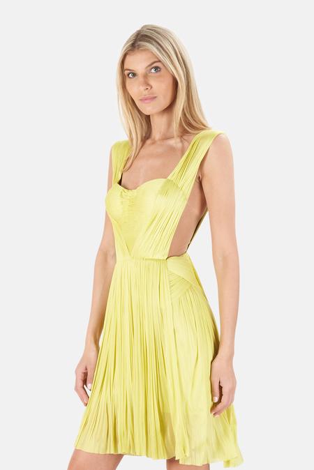 Maria Lucia Hohan Belinna Dress - Yellow