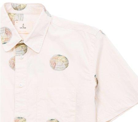 La Paz Alegre S/S Shirt - Globe