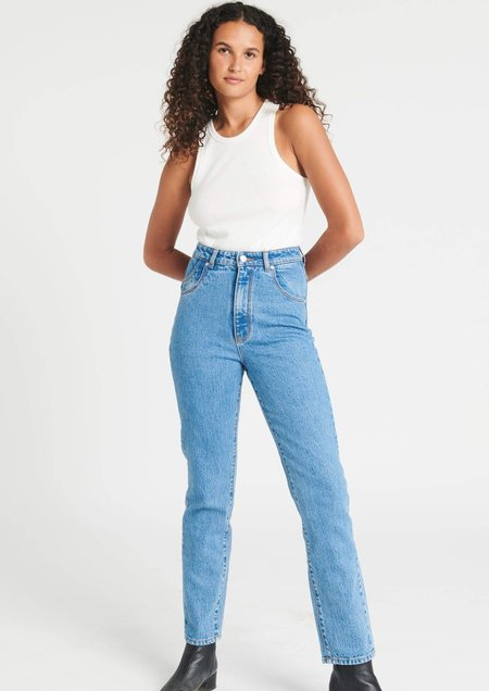 Rollas Dusters Jeans - Cindy Blue