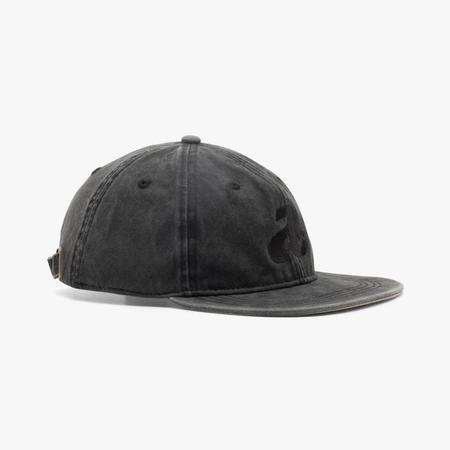 afield out Chaos Foldable Cap - Faded Black