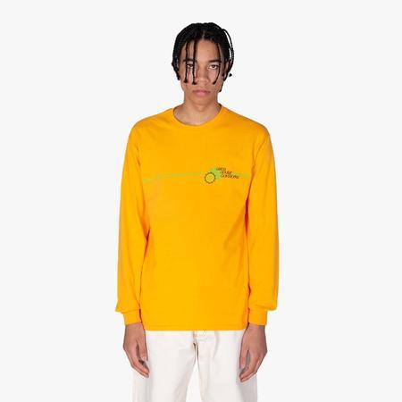 Book Works MPB Long Sleeve T-shirt - Orange