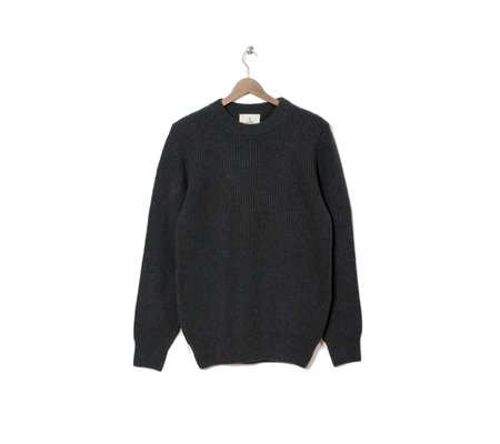 La Paz Teixeira Shetland Knit sweater - Green