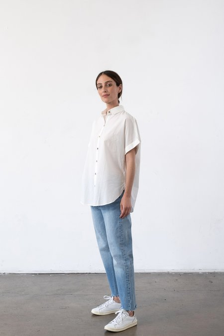 It Is Well L.A. Short Sleeve Button Down Shirt