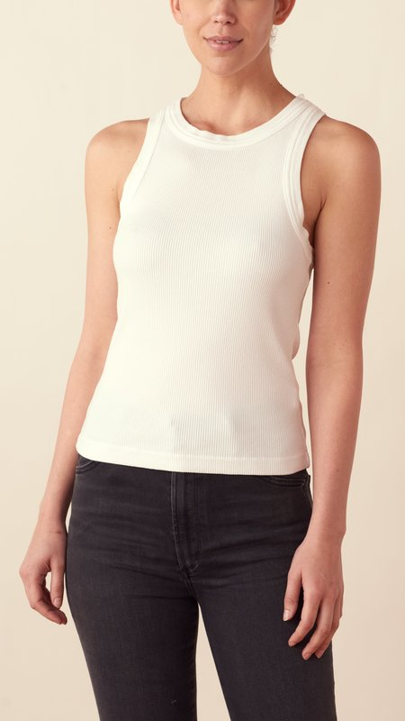 Citizens of Humanity Isabel Tank - White