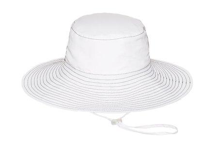 Clyde Maya Hat - Hot White