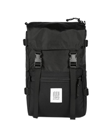 Topo Designs Rover Pack Classic Backpack - Black/Black