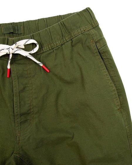 Topo Designs Pantalón Dirt - Olive