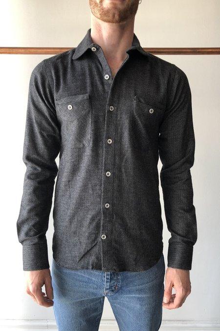 18 Waits Woodsman Flannel Shirt