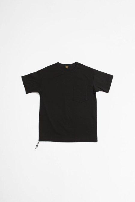 A Vontade Silket Athletic T-shirt - Black