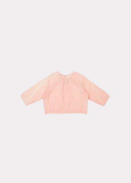 Caramel Krill Baby Blouse - Pink