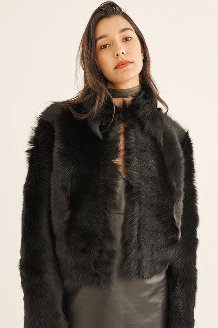 alyson eastman Monster Reversible Jacket - Black