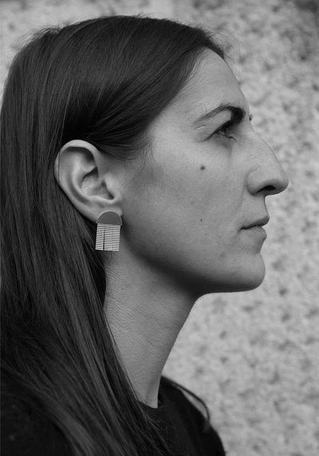 Suna Waterfall Earrings - Sterling Silver