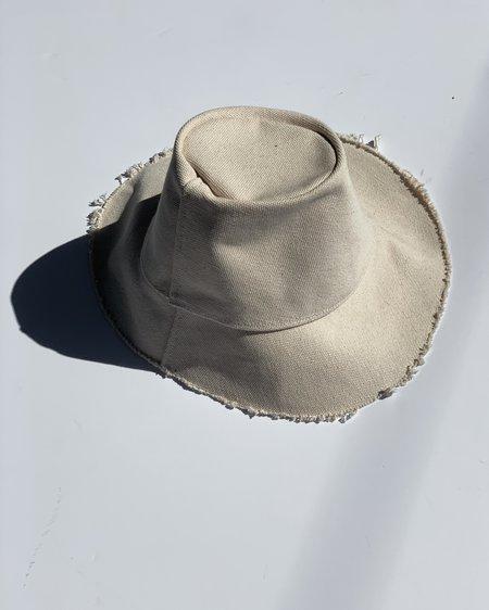 Banshee Heavy Canvas Magic Hat - Natural
