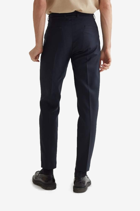 Séfr Harvey Suit Trousers - Dark Navy
