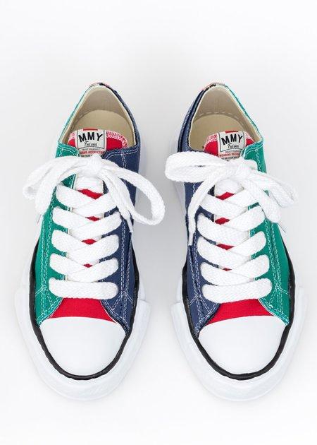 Mihara Yasuhiro Original Sole Canvas Lowcut Sneaker - Multi