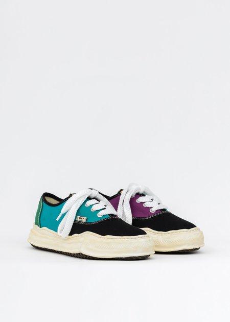Mihara Yasuhiro Original Sole Overdyed Lowcut Sneaker - Multi