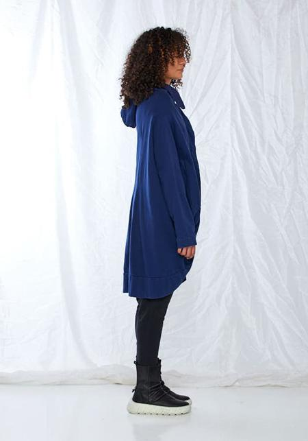 Rundholz Hooded Jersey Cocoon Jacket