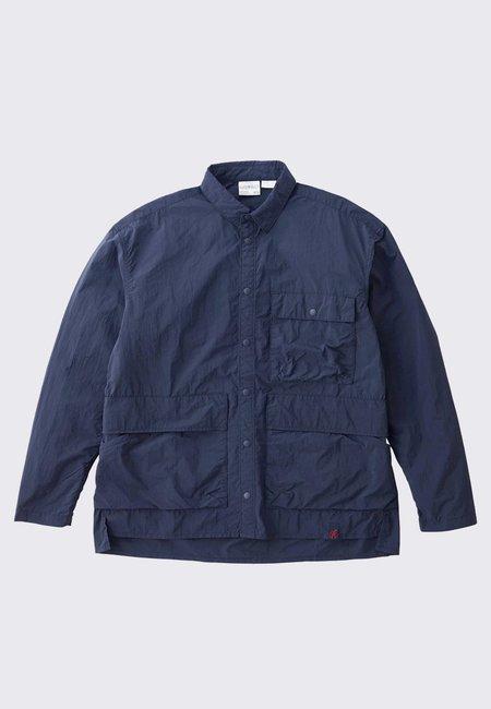 Gramicci Packable Utility Shirt - navy