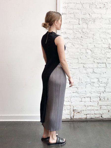 Pleats Please by Issey Miyake Basics Skirt - Grey