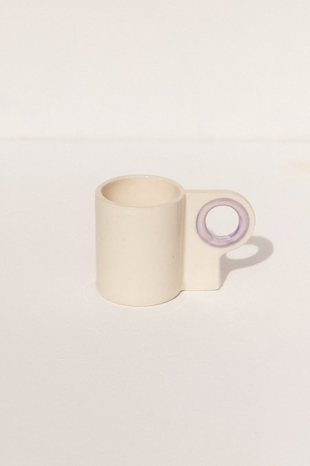 Abs Objects L70 Mug - Lavender