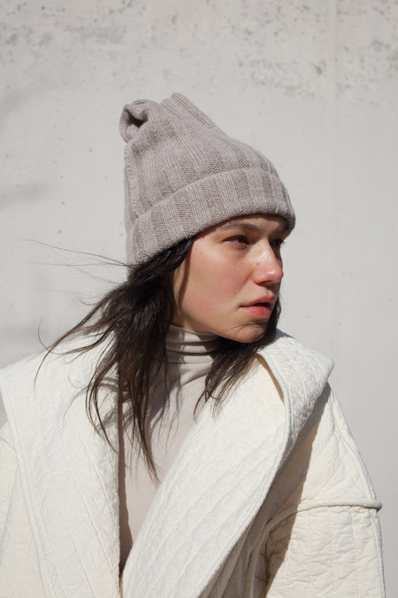 Lauren Manoogian Square Hat