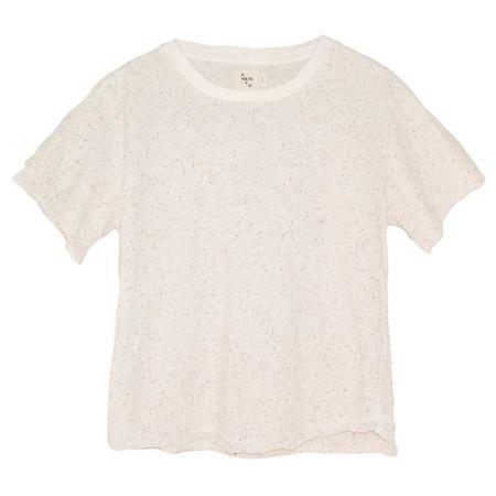 Kids Nico Nico Kenzie T-shirt - Confetti Natural Cream