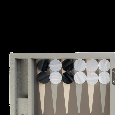 Hector Saxe Backgammon Baptiste Small Perle Buffle BM01 decor