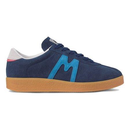KARHU Trampas shoes - Ensign Blue/Azure Blue