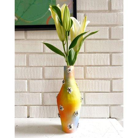 Tanya Zal Rainbow Mango Flower Vase