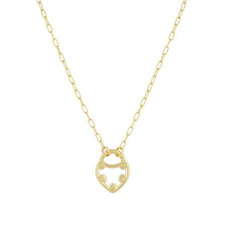 Electric Picks Sophia Necklace - 14kt Gold Filled