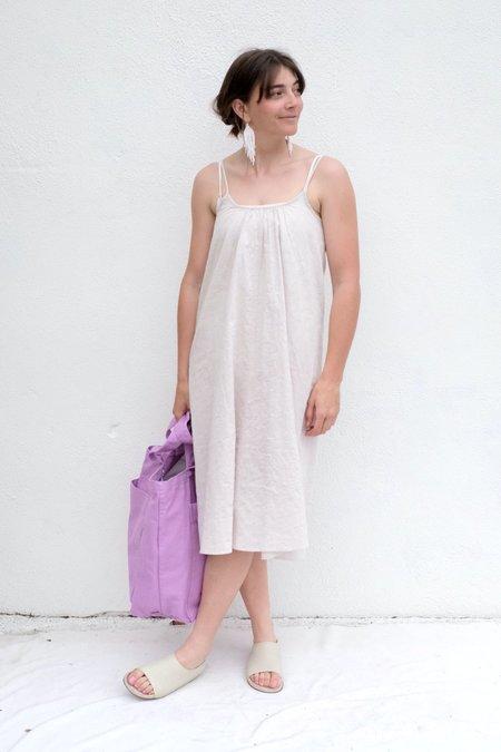 Pietsie Ine Slip Dress - Oat