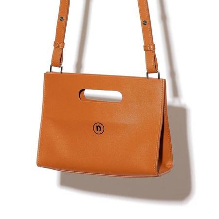 nana-nana A5 Recycled Leather Bag